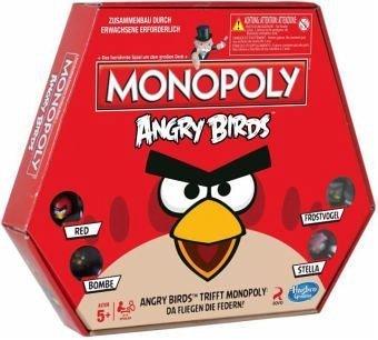 [ZIMMERMANN] Monopoly Angry Birds für 11,99€