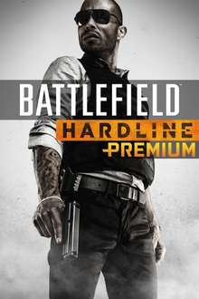 Battlefield: Hardline - Premium Service (benötigt Battlefield: Hardline) [PC Code - Origin]