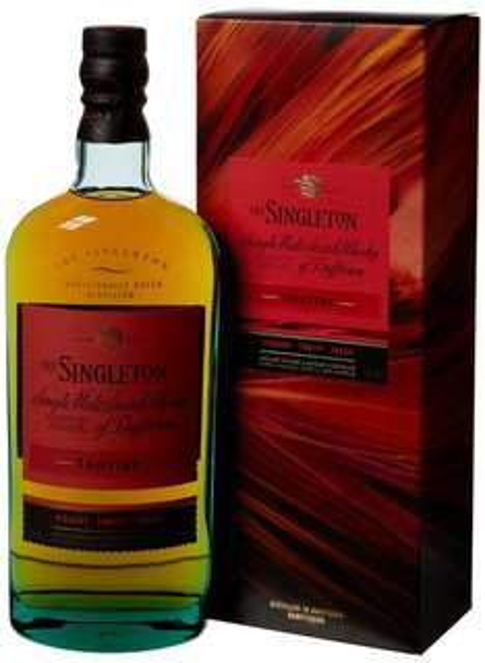 The Singleton Tailfire Single Malt Scotch Whisky für 19,99€!