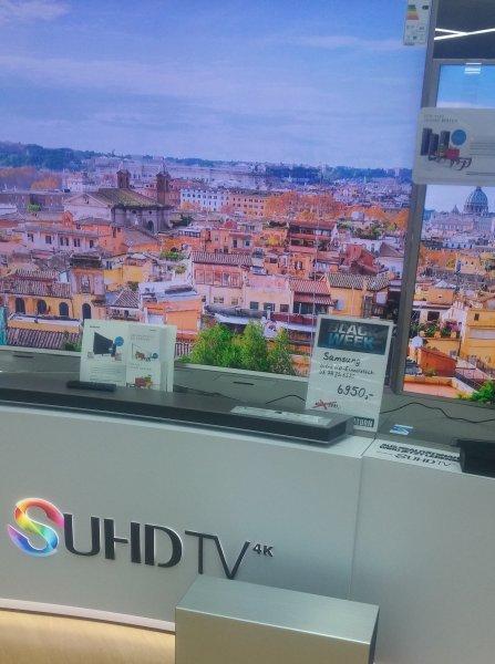 Samsung UE78JS9590 mit Ultra HD - Einzelstück (Saturn Dortmund-Westenhellweg)