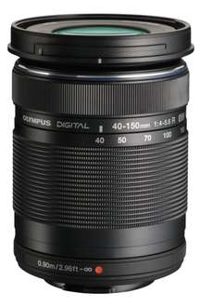 Olympus M.Zuiko 40-150mm f4.0-5.6 R Zoom-Objektiv (MFT) @amazon.com (PVG: 169€)