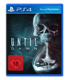 Until Dawn - Standard Edition PS4 Playstation 4 für 24,99€ inkl. Versand bei Ebay.de