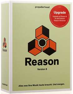 [thomann] Propellerhead Reason 8 Upgrade - 95€