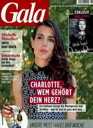 [Zeitschriften Club] Jahresabo Gala (52 Ausgaben) für 19,80€ statt 150,80€
