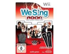 [4u2play] We Sing Rock! (inkl. 2 Mikrofone) für Nintendo Wii @Black Friday