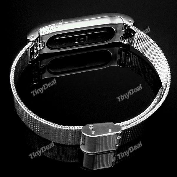 Xiaomi Miband für Miband + Xiaomi Mi1S in Metall bei tinydeal @Black Friday