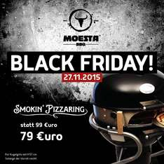 PizzaRing für Kugelgrills - Black Friday Angebot