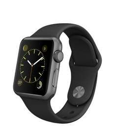 Black Friday – Apple Watch mit 100€ Rabatt, Apple Watch Sport mit 50€ Rabatt [lokal] @adamSoft