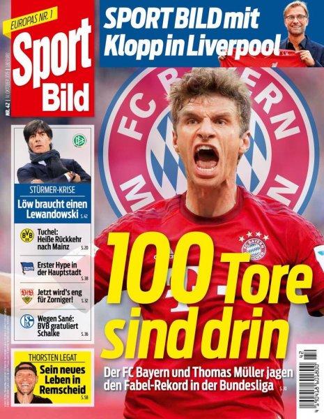 [dailydeal] 6 Monate Sport Bild für 9,90 €