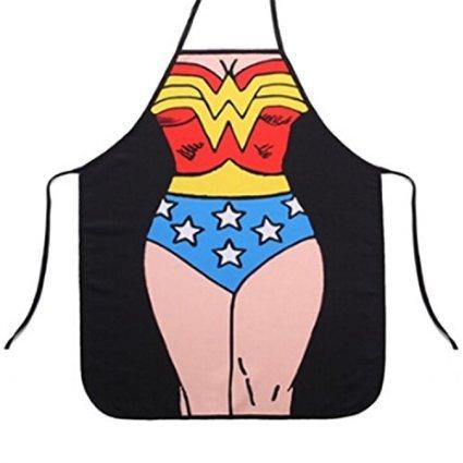 [Amazon Prime] Kochschürze Wonder Woman 0,10€