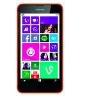 "Nokia Lumia 635 LTE Windows Phone - 4,5"" Display, 5MP Kamera, Snapdragon 4x 1,2GHz, micro-USB 2.0, Bluetooth 4.0, 512MB RAM, Win 8.1 für 69€ bei Media Markt Black Friday"