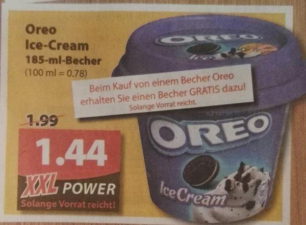 [Oldenburg] Famila XXL 2xOreo Ice-Cream Becher 185ml für 1,44€ , 1 = 0,72€
