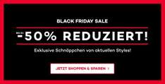 Pre- @Black Friday-Sale bei Planet-Sports bis zu 50%