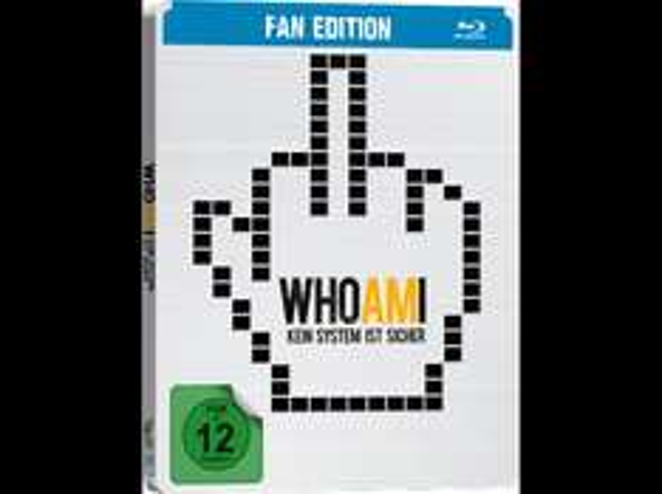 [Blu-ray] Who am I - Kein System ist sicher (Steelbook Edition) @ Saturn