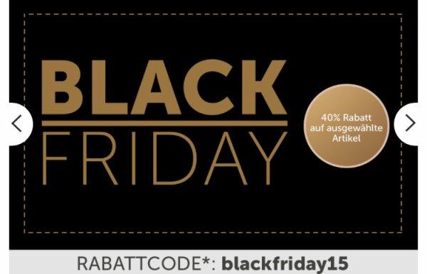 Blackfriday bei Juwelier Christ, bis zu 40% auf ausgewählte Artikel