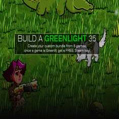 [STEAM?] Build a Greenlight Bundle 35 @ Groupees