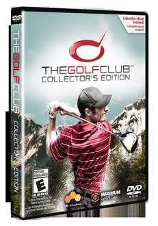 *Ausverkauft* The Golf Club - Collector's Edition (PC/DVD) PAL 84% Ersparnis @coolshop