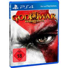 God of War III Remastered - Playstation 4