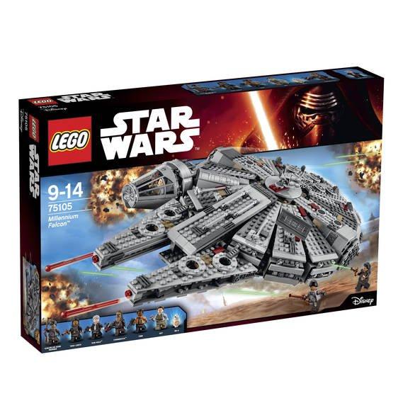 LEGO Millenium Falcon 75105 @ KAUFHOF