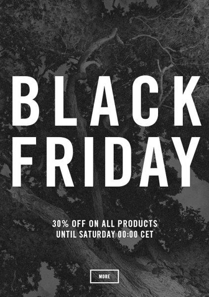 30 % auf alles bei Soto Berlin @Black Friday