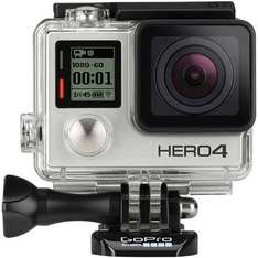 GoPro HERO 4 Silver für 299€ @ Cyberport Black Friday