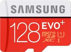 Samsung Evo Plus 128 GB microSDXC für 49,99€ @ Cyberport Black Friday