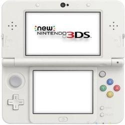 Nintendo New 3DS weiß oder schwarz ab 116€ bei Cyberport Black Friday