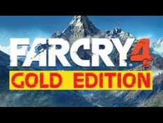[Nuuvem] [UPlay] Far Cry 4 - Gold Edition (VPN)