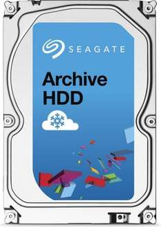[ALTERNATE] Seagate Archive HDD ST8000AS0002 8 TB Festplatte 199,90€