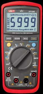 @Black Friday Digital-Multimeter von UNI-T  UT 139C *VSK - FREI*