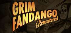 [Steam] Grim Fandango Remastered - 3,74€