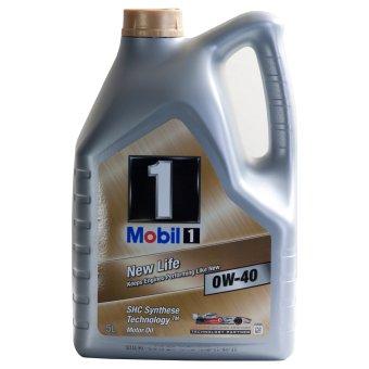 Mobil1 New Life 0W40 Motorenöl 5L