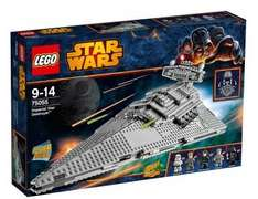 @Black Friday - Fast 17€ beim LEGO Star Wars 75055 Imperial Star Destroyer sparen