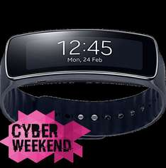 Samsung Gear Fit @Telekom @Black Friday