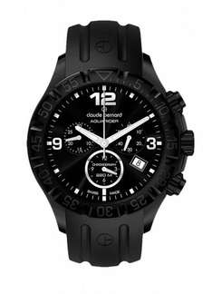 @Black Friday Claude Bernard Aquarider Chronograph Full Black 10205 37N NIN 139€ (UVP 375€)