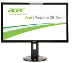 "@Black Friday ACER Predator XB270 27"" Full-HD Gaming Monitor mit 144hz Lightboost"
