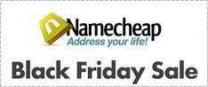 [namecheap] günstige Domains, Web Hosting, SSL-Zertifikate etc. mit bis zu 98% Ersparnis @Black Friday