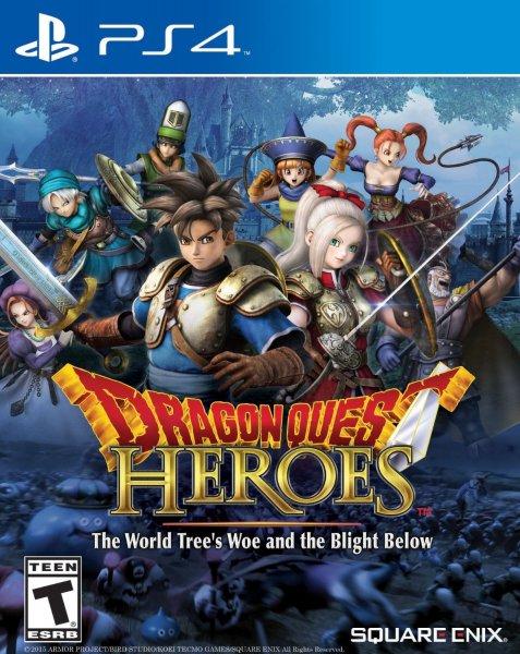 Diverse PS4 digital Codes auf Amazon US stark reduziert. Dragon Quest Heroes oder FFX/2 HD ~020 Euro, Tomb Raider: DE 5 Dollar + 10% Gutschein.