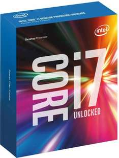 Intel I7 6700K Boxed bei Computeruniverse / sofort lieferbar / inkl. Versand  @Black Friday
