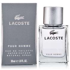 La­cos­te pour Homme edt vapo 30ml  (Herrenduft) Der Gepflegte Mann 18,45€ Black Friday