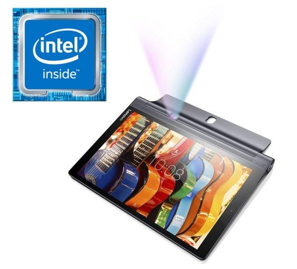"Lenovo Yoga Tablet 3 Pro - 10,1"" QHD IPS, Intel Atom x5-Z8500, 2,24 GHz, 2 GB RAM, 32 GB HDD, 5 MP Kamera, Projektor, Android 5.1) für 401,88€ bei Amazon.fr Black Friday"