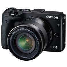 Canon EOS M3 Kit 18-55mm 24,2MP APS-C @Black Friday Redcoon