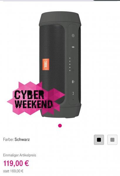 JBL Charge 2 plus Telekom Shop119,00 keine VSK