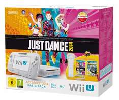 [buecher.de] Nintendo Wii U Konsole Basic Pack - 8GB inkl. Just Dance 2014 & Nintendoland & Wii Remote Plus   (@BlackFriday) ???