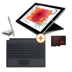 10% Rabatt auf Surface Bundles bei NBB so z.B. Surface 3 64GB +Type Cover, Surface Pen, 128GB microSD für eff. 620,1€ @Black Friday