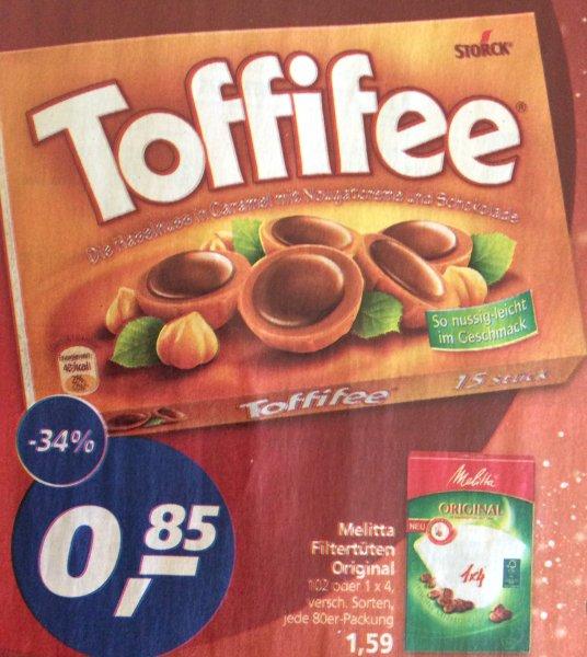(Real)Toffifee 125 Gramm für 0,85€