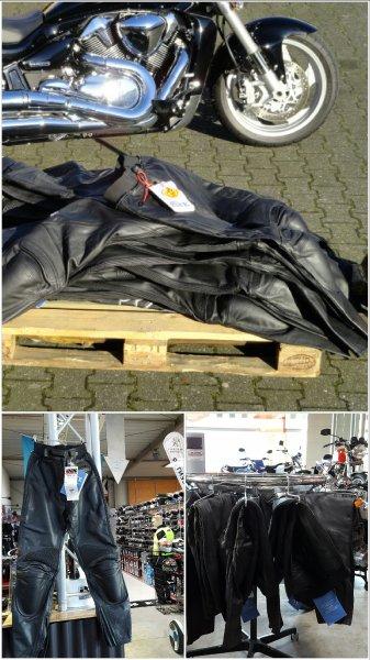 Motorradlederhosen Lagerverkauf in Paderborn @BlackFriday