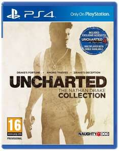 Uncharted: The Nathan Drake Collection (PS4) für 43,10 EUR inkl. VSK @Black Friday