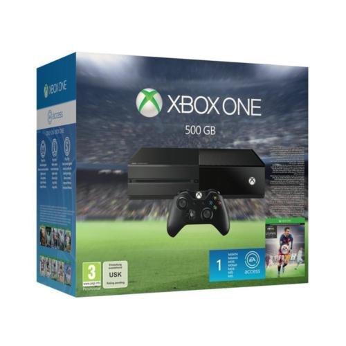 [Ebay] Xbox One 500GB + Fifa 16 + 1 Monat EA Access für 299€ [ggf. 15fache Paybackpunkte] @Black Friday