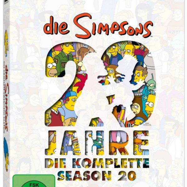 Simpson Season 20 @ amazon 10.97